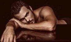 Bruno Ferrari recebe proposta para vender fotos suas: 'em negociação...'