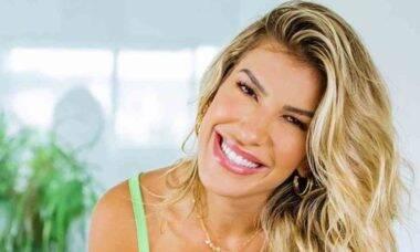 Grávida de Léo Santana, Lore Improta muda a dieta por causa de enjoos