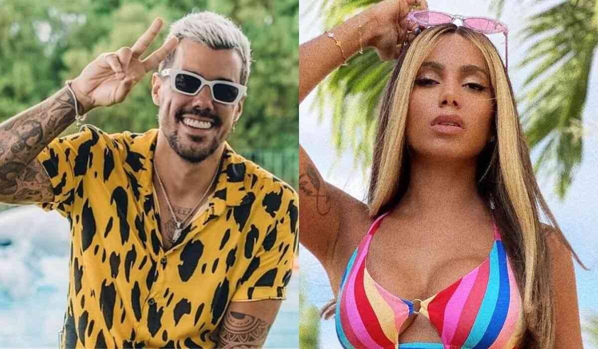 Anitta chama o novo affair, Lipe Ribeiro, para passar férias com ela em Punta Cana