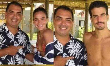 Fã posta foto com Marquezine e Enzo Celulari e reforça rumores de namoro