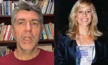 Leoni é condenado a pagar R$ 50 mil à Paula Toller por danos morais