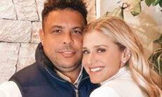Celina Locks sugere gravidez e Ronaldo será pai pela quinta vez