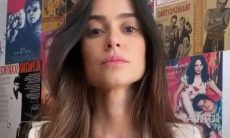 Thaila Ayala diverte os fãs com vídeo sobre os perrengues do 'home office'