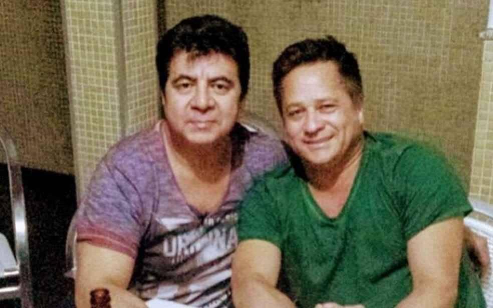 Assessor do cantor Leonardo morre atingido por um tiro na fazenda do artista em Goiás (Foto: Reprodução/Instagram)