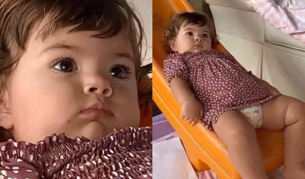 Rafael Vitti encanta os fãs ao postar vídeo divertido de Clara Maria
