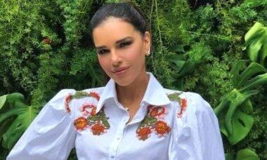 """Após ser denunciada, Mariana Rios nega promover aglomeração: """"governador bateu na porta"""""""