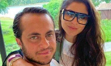 """Andressa Ferreira expõe mensagem de ex de Thammy Miranda e dispara: """"vagabunda aqui não"""""""