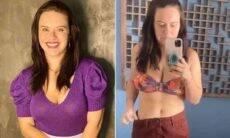 Mari Bridi exibe short largo após perder peso: 'antes não entrava em mim'