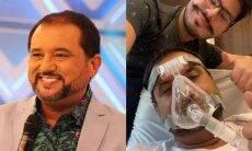 Com covid-19, Geraldo Luís posa na UTI e agradece os fãs por orações