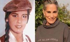 Gloria Pires posta foto antiga e aponta semelhança com filhos: 'uma mistura'