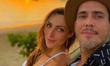 Namorada de André Marques se declara: 'não sei viver sem você'