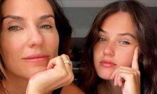 Rafaela Mandelli homenageia a filha e impressiona fãs com semelhança
