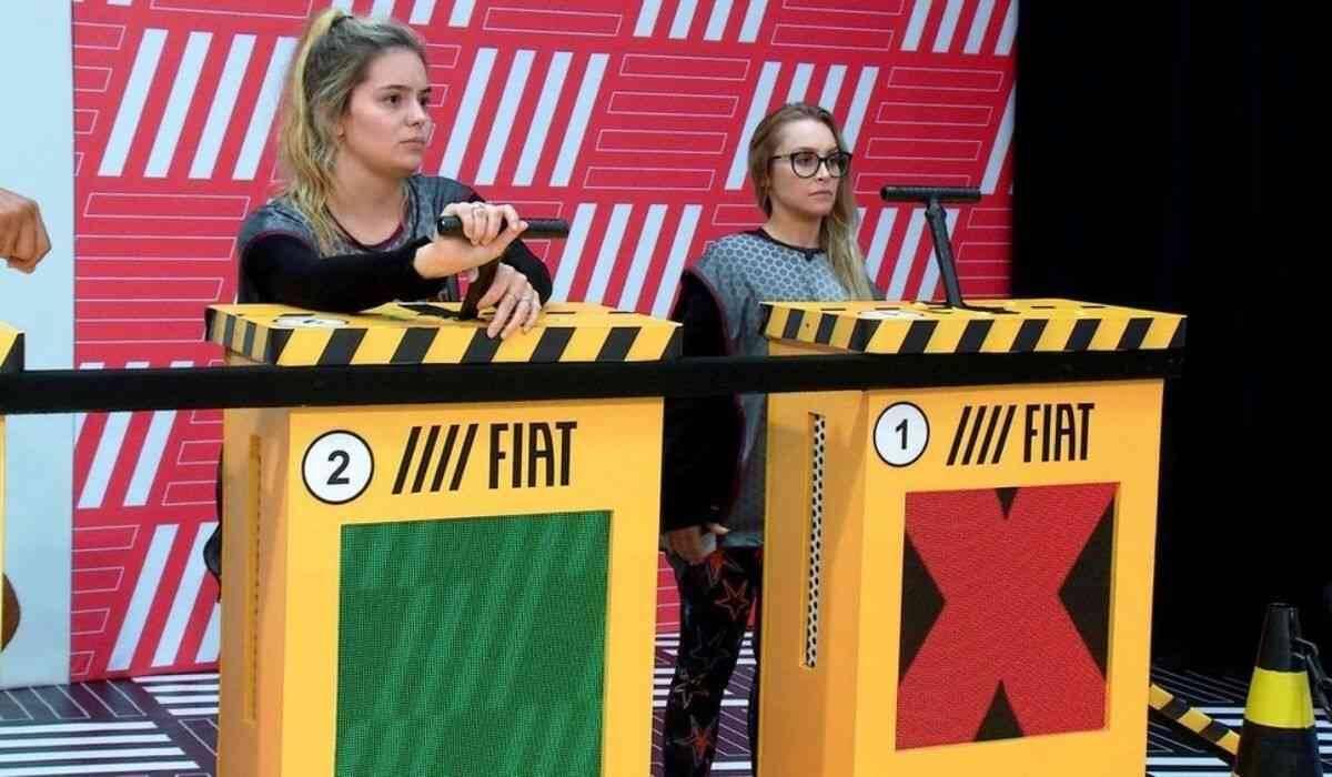 BBB 21: Fiuk e Carla Diaz desistem da Prova do Líder e estão no Paredão