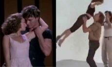 Vídeo inédito mostra Patrick Swayze e Jennifer Grey ensaiando para 'Dirty Dancing'