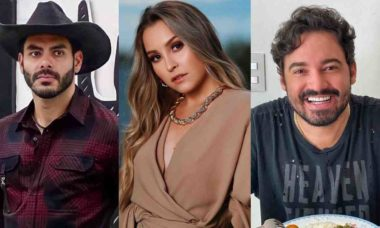 Rodolffo revela que Carla Diaz já ficou com 'amigão' ele e web apontam ser Fernando Zor