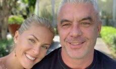 """Alexandre Correa, marido de Ana Hickmann, nega perfil em site de paquera: """"Fake"""""""