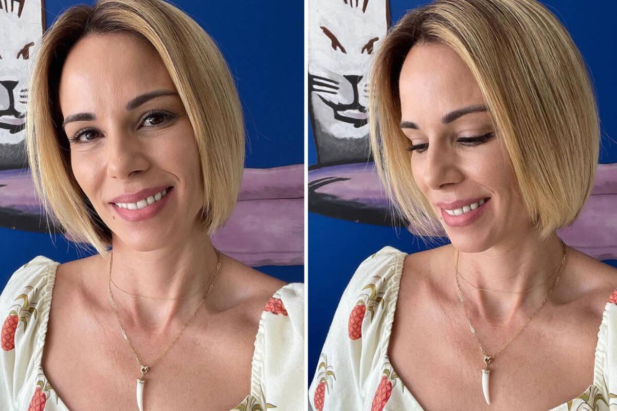 """Ana Furtado exibe beleza natural em selfie: """"Filtro? Hoje só o solar!"""""""