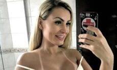 """Andressa Urach revela que sonhava ser capa da Playboy: """"Nunca me convidaram"""""""