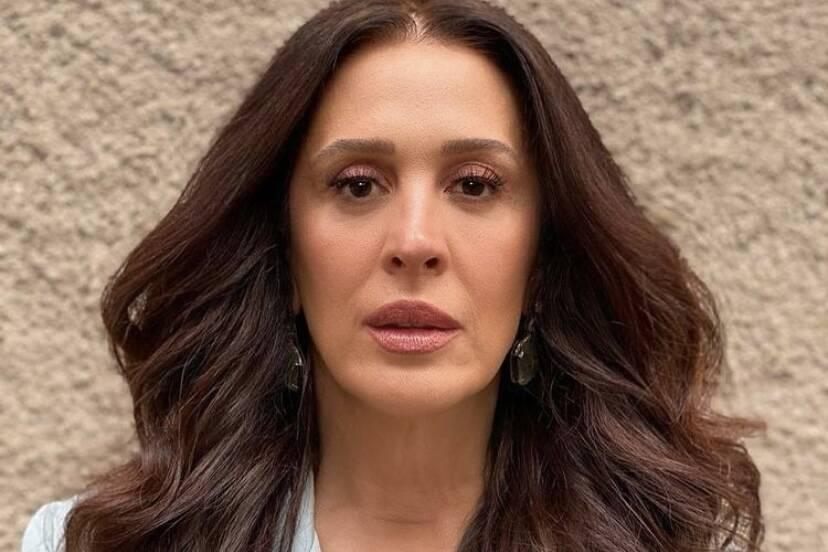 """Claudia Raia comenta sobre separação com Edson Celulari: """"Estava tomando antidepressivo"""""""