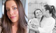 """Fabiana Justus se despede da amiga que morreu de câncer: """"Eu tenho que ser forte"""""""