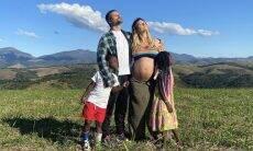 """Giovanna Ewbank: """"Quem me contou que eu estava grávida foi a minha filha"""""""