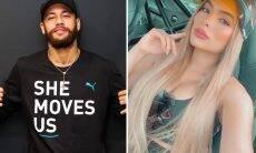"Neymar se declara para cantora venezuelana: ""Quero para a vida toda"""