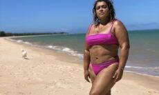 """Preta Gil fala sobre processo de aceitação: """"Hoje eu tenho uma satisfação imensa com meu corpo"""""""