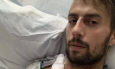 Passeador dos cães de Lady Gaga recebe alta hospitalar após assalto