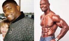 """Terry Crews relembra quando estava acima do peso e aconselha: """"Mudar é possível"""""""