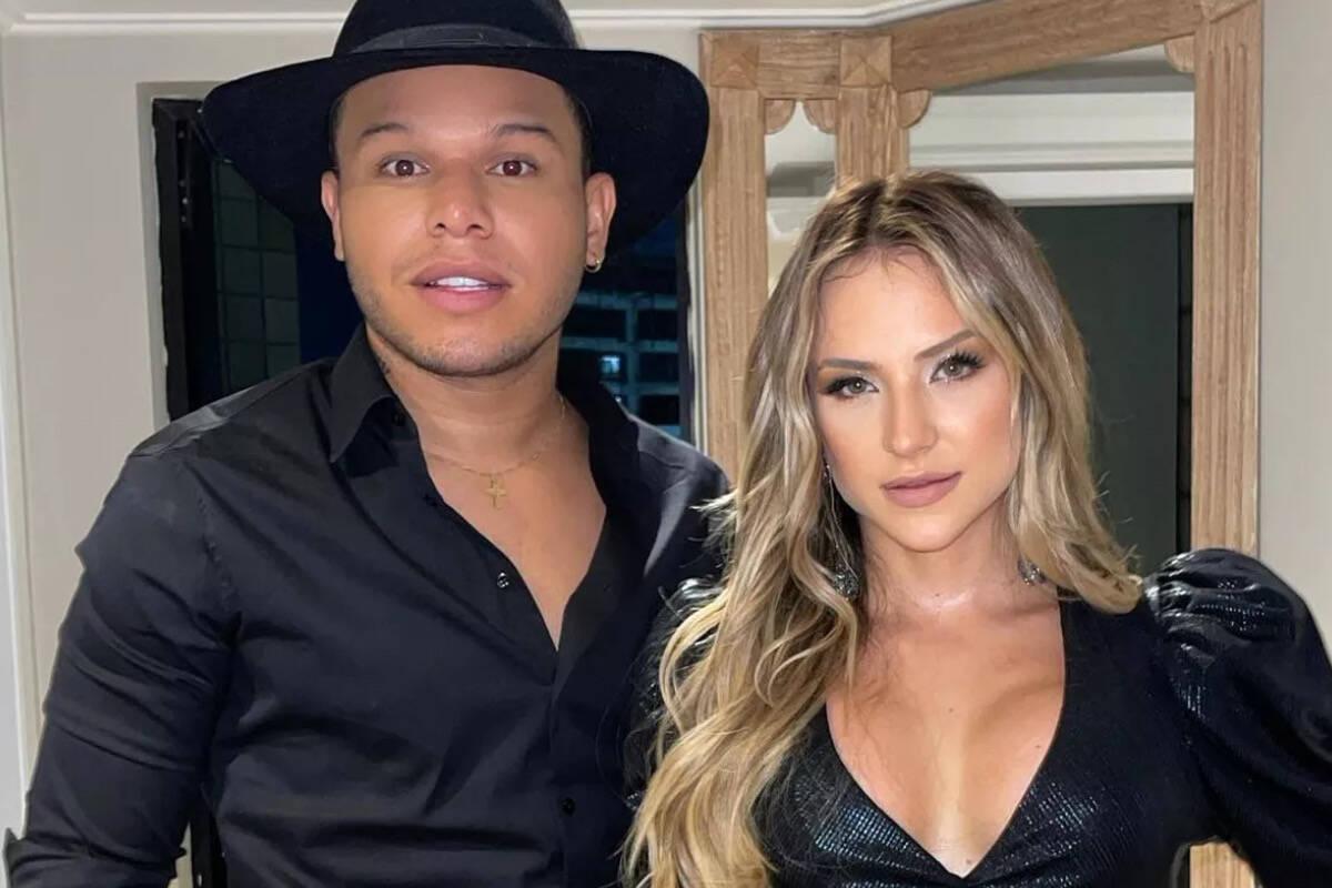 """Tierry e Gabi Martins revelam que são um casal que """"acorda transando"""""""