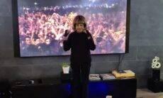 Tina Turner faz aparição rara nas redes sociais