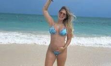 "Virginia Fonseca fala sobre barriga de gravidez: ""Dificuldade de respirar"""