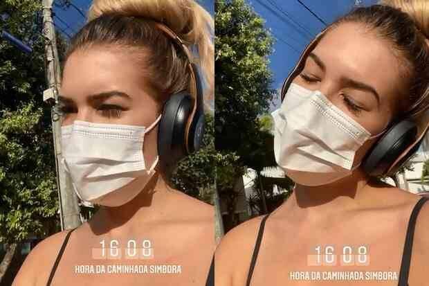 Lore Improta fala sobre as mudanças no corpo após a gravidez (Foto: Reprodução/Instagram)