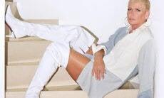 Xuxa revela a Taís Araújo que gostaria de ser negra e causa polemica na web . Foto: reprodução Instagram