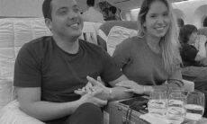 Wesley Safadão e Thyane Dantas bateram boca em público e expõem crise do casal. Foto: Reprodução Instagram