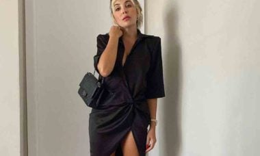 Pamella Ferrari e sua marca de roupas que visa destacar o poder feminino das mulheres!. Foto: Divulgação