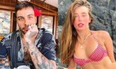 Com boatos de affair com Duda Reis, Gui Araújo posta: 'saudade da vermelhinha'