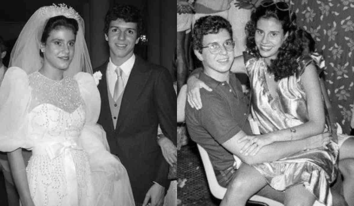 Narcisa relembra casamento com Boninho e impressiona a web