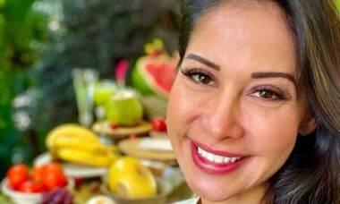 Mayra Cardi rebate críticas sobre jejum de 7 dias: 'não fiz para emagrecer'