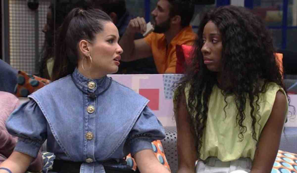 BBB 21: Juliette desabafa com Camilla sobre Pocah: 'triste em vê-la assim'
