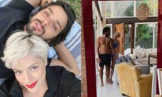 Rodrigo Simas e Agatha Moreira se mudam para casa nova juntos: 'sejamos livres'
