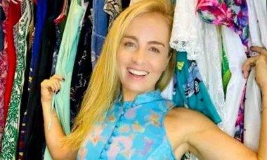 Angélica vende roupas em ação beneficente e arrecada R$ 19 mil