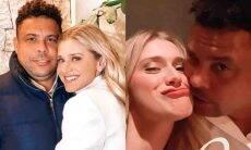 Celina Locks exibe registro romântico ao lado de Ronaldo