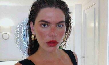 Mariana Goldfarb desabafa sobre ser perseguida na rua: 'medo genuíno'