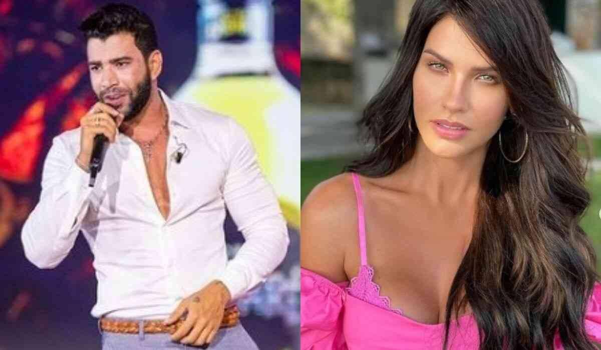Gusttavo Lima surge de aliança em live e fãs apontam reconciliação com Andressa