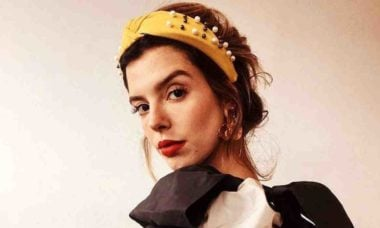 Giovanna Lancellotti faz coreografia e encanta os seguidores: 'não ri'