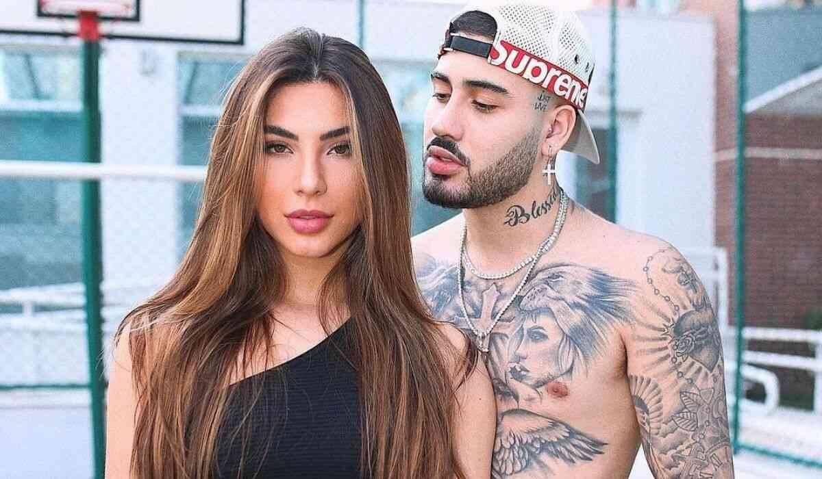 Kevinho revela que ele e a namorada Gabriela deram 'apenas um tempo'