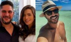 Cantor Jorge processa ex-cunhado por injúria contra a atual mulher