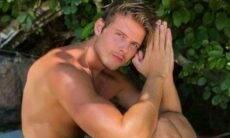 Ex-BBB Daniel Lenhard posta clique nu: 'essa energia que eu quero'