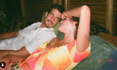 Bruna Marquezine se declara em aniversário de Enzo Celulari: 'amor meu'